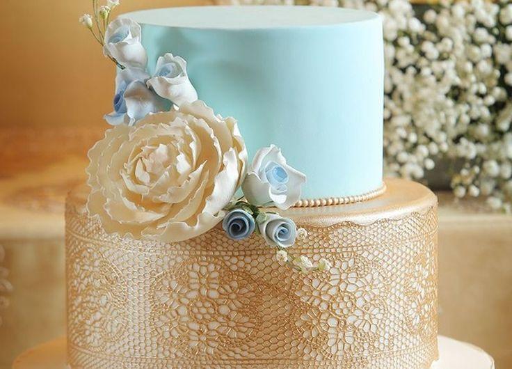 Inspirasi Kue Pengantin yang Cantik Menawan