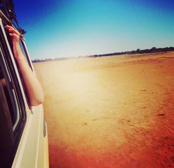 Outback Australia, near Bowra, QLD