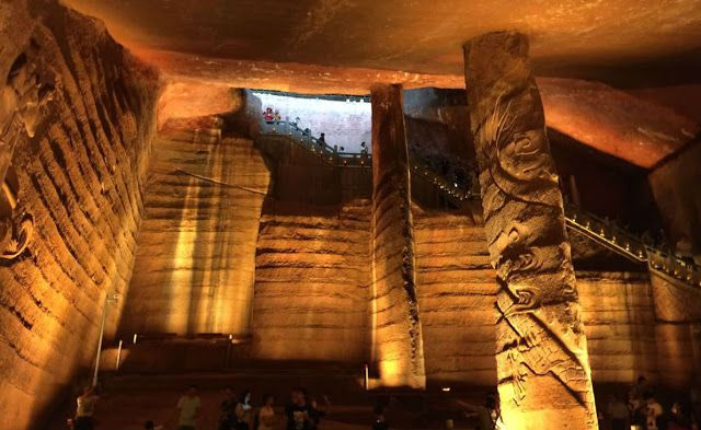 AWAKENING FOR ALL: CHINA: The Mysteries of the Longyou Caves (video)