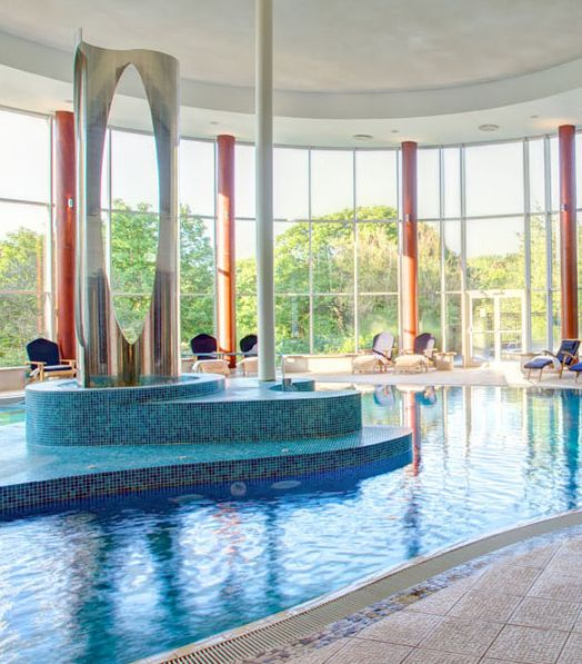 The Serenity Spa At 5 Hotel Seaham Hall