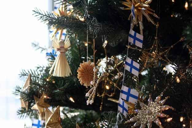 In fact, Christmas Eve is the main day Finns celebrate on. | 22 Ways Finland Wins Christmas