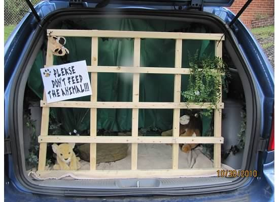 94 Best Images About Trunk Or Treat Ideas On Pinterest