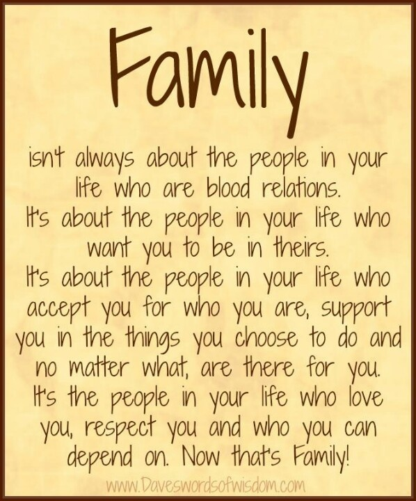 Family Quotes Pinterest