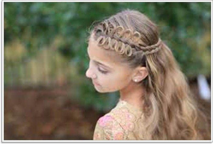 103 Entzuckende Zopffrisuren Fur Kinder Entzuckende Kinder Zopffrisuren New Flechtfrisuren Kinder Kinder Haar Haar Styling