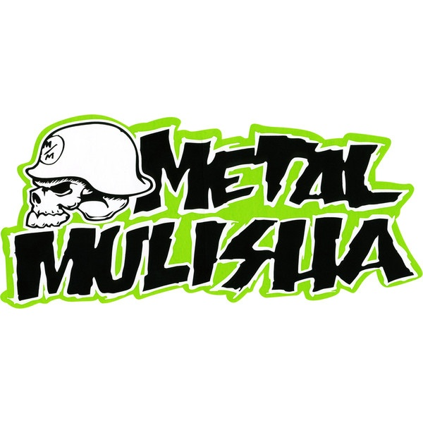 METAL MULISHA Iconoclast Sticker 099 Liked On Polyvore