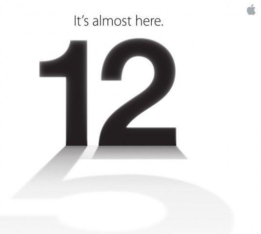 Apple September 12th iPhone Event: Live Blog via iClarified.com #Countdown