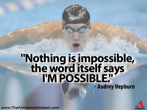 Great Athletes and motivational quotes that inspire us all | The Athletic Mindset