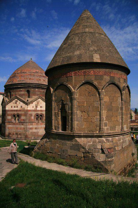 Przed 387r. Miasto Karin w Księstwie Armenii w Cylicji- dziś tureckie Erzurum Armenian Highland