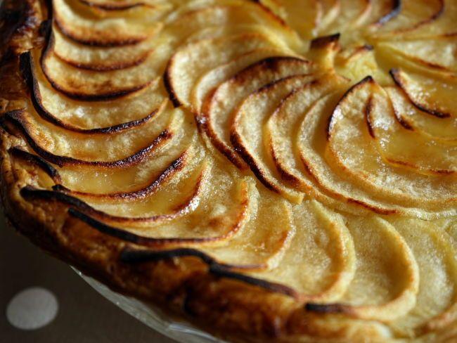 Chef simon gateau pommes noix
