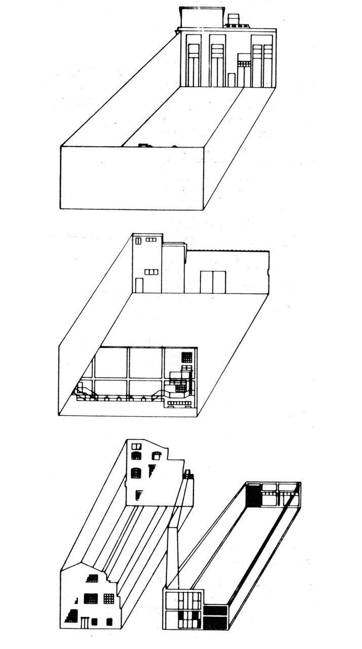 Alsop bar t and lyall riverside studios project 1979