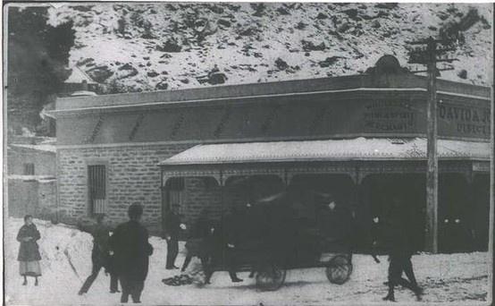 1869-1944 D. A. Jolly - General Merchants