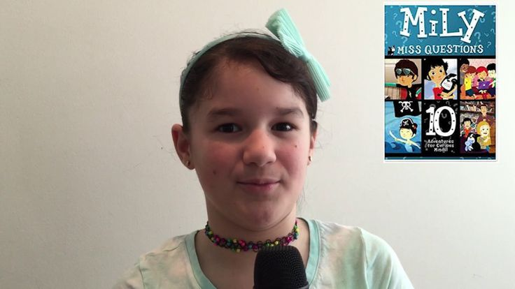 DVD Review: Mily Miss Questions - 10 Adventures for Curious Minds by KIDS FIRST! Film Critic Dariana A. #KIDSFIRST! #MilyMiss