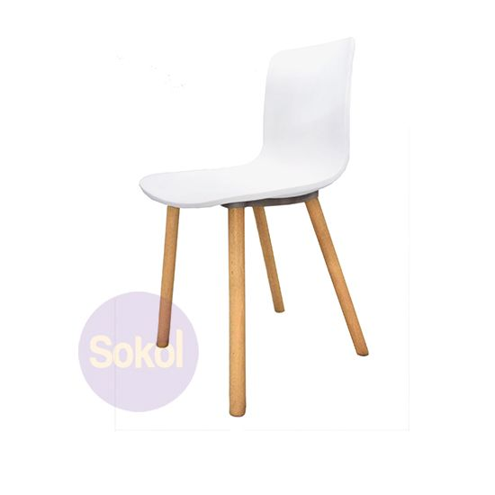 Charming Looking For Dining Chairs? Check Out Sokolu0027s Stunning, Comfortable And  Stylish Replica Jasper Morrison Hal Wood Maple Legs Dining Chair.