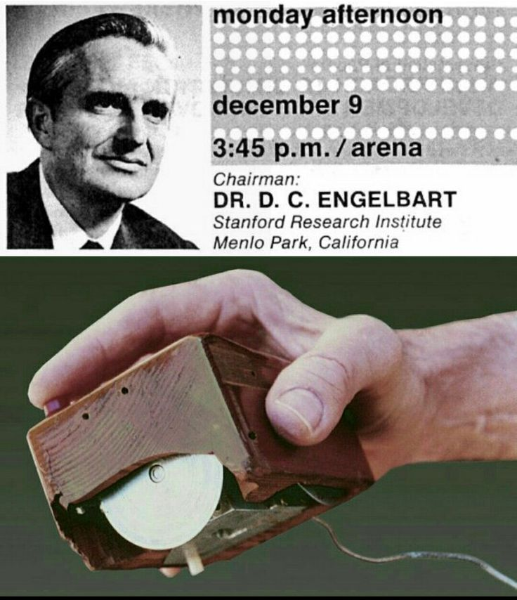 December 9, 1968: The Nerd Revolution begins: Douglas C. Engelbart, and a group of 17 researchers, presents a 90-minute demonstration of the online system, NLS, they have been working on since 1962. This is also the public debut of the computer mouse.