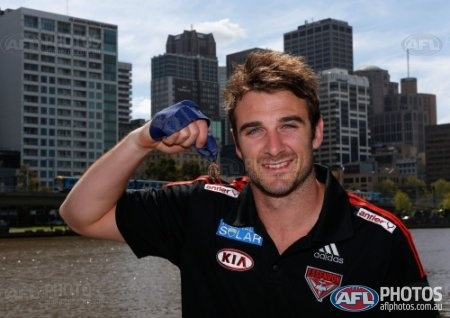 Congratulations Jobe! AFL Photos - Galleries - AFL Photo Galleries