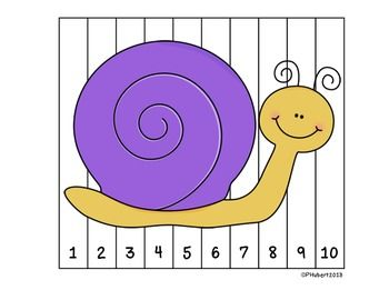 These number puzzles are great for students to practice ordering numbers and can be used at your centers or as an activity to enhance your small learning group. I like to have these sitting at my small math group table and students get started on these as everyone arrives.