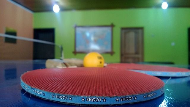 EastPoint Sports 4-Player Paddle & Ball Set is a table tennis set that offers you a package at a time. You need not go after for other accessories to make your set full.     More... https://www.tabletennisearth.com/eastpoint-table-tennis-paddle/