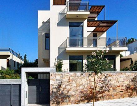 Αρχιτέκτονες: Αναστασιάδης Δημοσθένης _Τσορβά Ντούλη, Συνεργ. αρχιτέκτονες: Ζ.Γοζαδίνου, Μ.Αυξεντίου, Γ.Καλαβρυτινού, Γ.Νικολακοπούλου | Ελληνικό Ινστιτούτο Αρχιτεκτονικής
