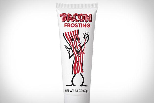 Bacon Frosting...Yummm..??