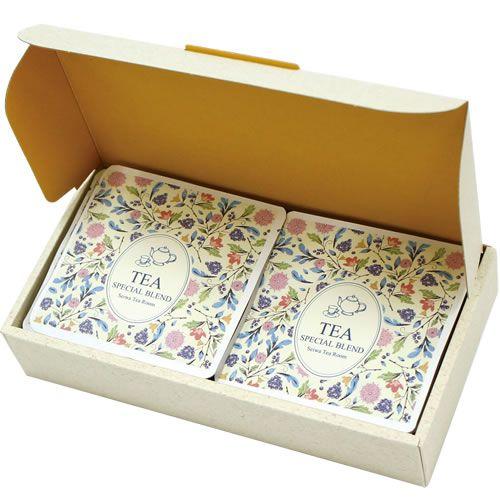紅茶ティーバッグ ギフトパッケージ【アルミ個包装袋テンプレート】                                                                                                                                                                                 もっと見る
