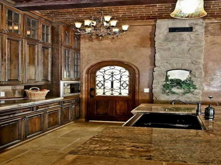 old world style kitchens ideas with elegant style - Old World Style Kitchens