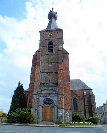 Eglise de Berlaimont