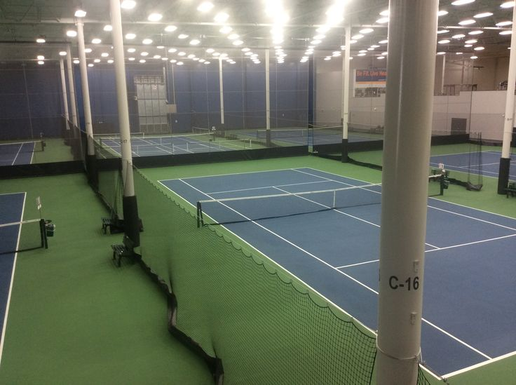 The Tennis Courts Spooky Nook Sports Tennis Court Sports Complex