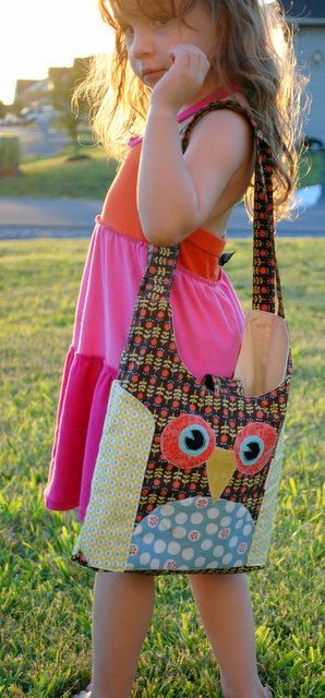 cute owl bag....