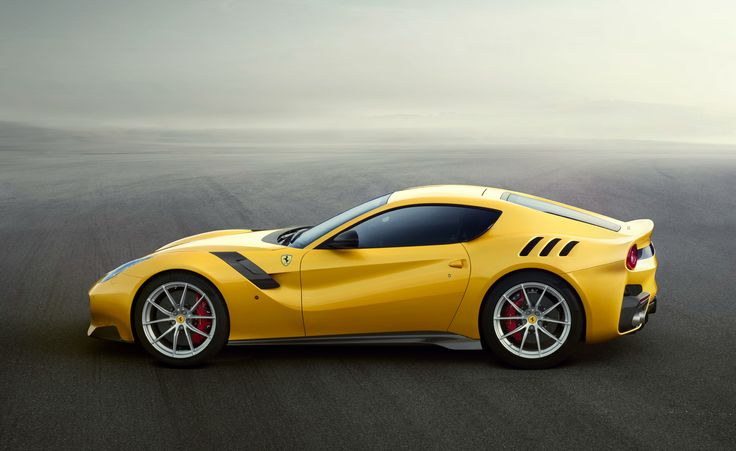 Ferrari F12tdf Worldwide '2015–17