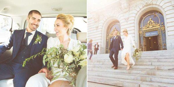 courthouse wedding…yes pls