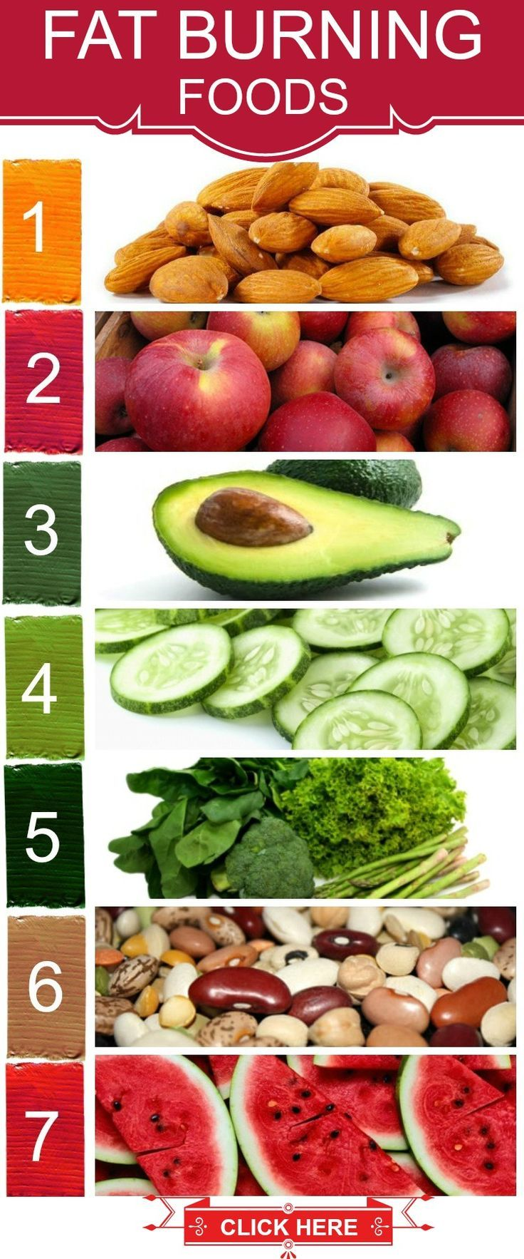 Food That Makes You Lose Face Fat