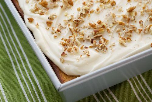 Banana Cake with Cream Cheese Frosting | Bake or Break