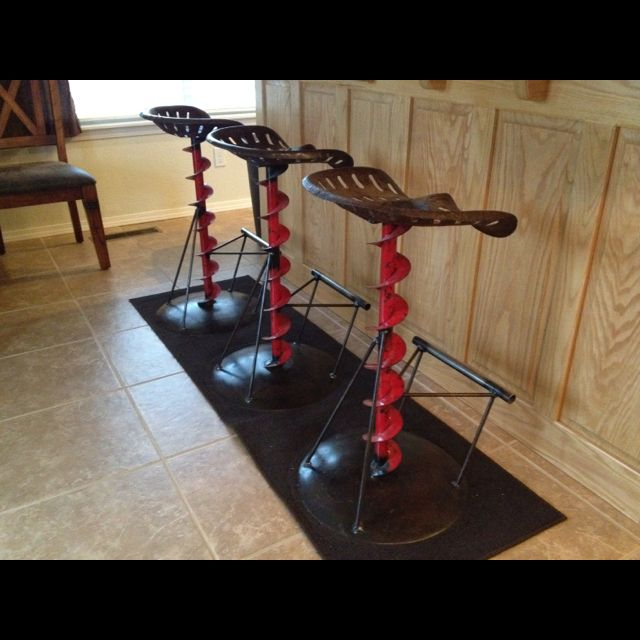 Tractor seat barstools & 1311 best old Wheels images on Pinterest | Wagon wheel Country ... islam-shia.org