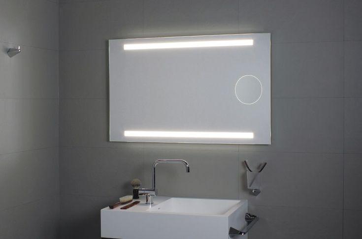 Welches Licht ist ideal für einen Badezimmerspiegel?