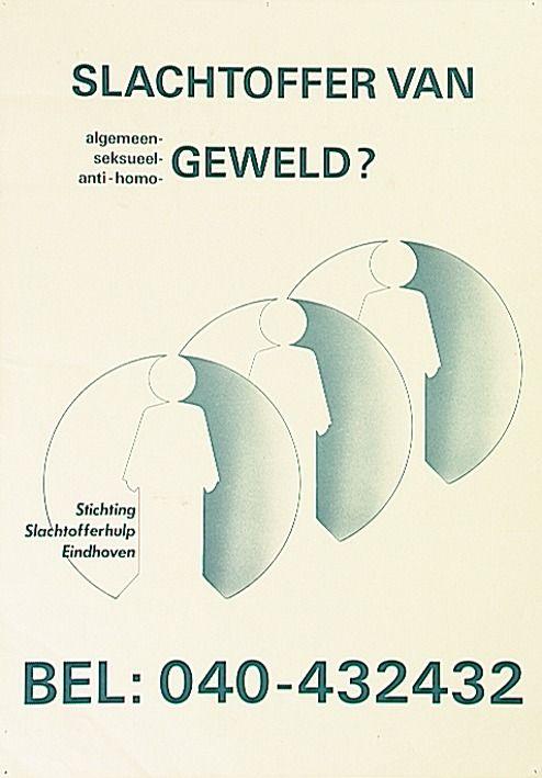 Telefoonnummer van Stichting Slachtofferhulp Eindhoven