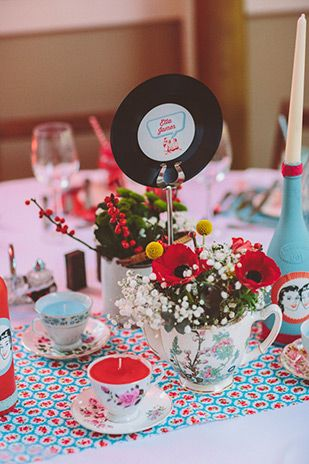 Top 25 Best Retro Wedding Decor Ideas On Pinterest