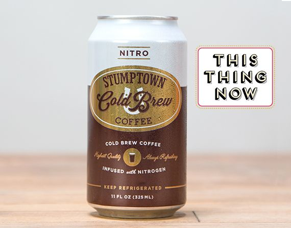 Here's why you should pick up a can of Stumptown Nitro Cold Brew next time you spot it.