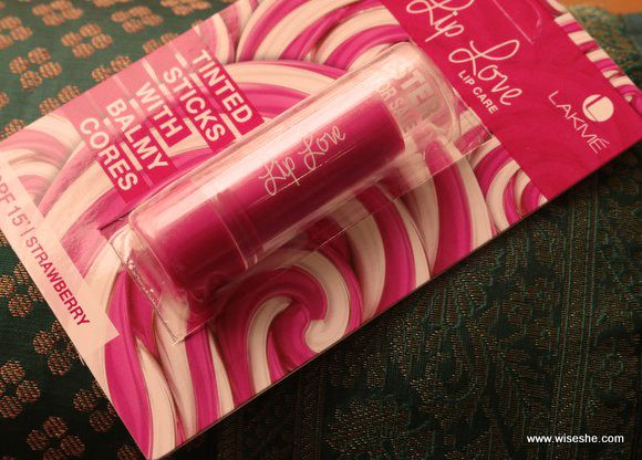 lakme lip gloss strawberry - photo #36