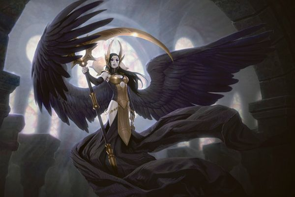 Deathpact Angel by Jason Chan