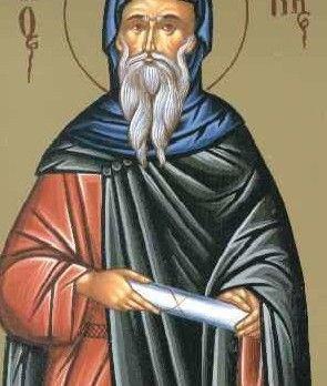 Σήμερα, η Αγία μας Εκκλησία τιμά τη μνήμη του Οσίου Ιωάννου, μαθητή του Αγίου Γρηγορίου του Δεκαπολίτου.!!!✨✨✨✨