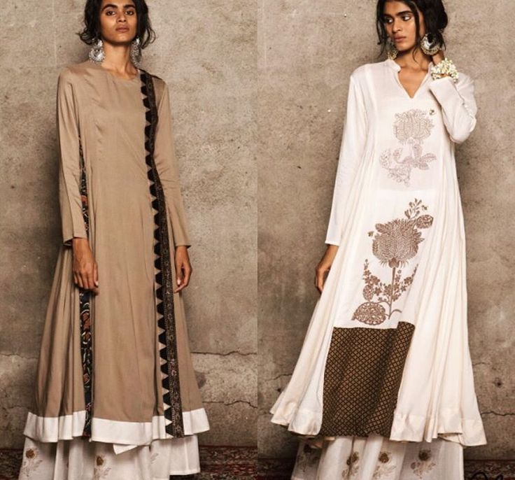 Natasha j# Hauz Khas # Pallazo love # Indian casual look # Indian fashion # beige love #