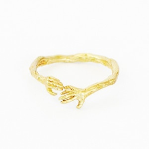 Mystery Hugs Ring now featured on Fab.