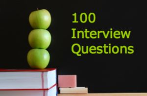 If you're an educator you've most likely been interviewed at some point in your career. The interview, of course, is designed to assist the hiring committee in determining whether or no…