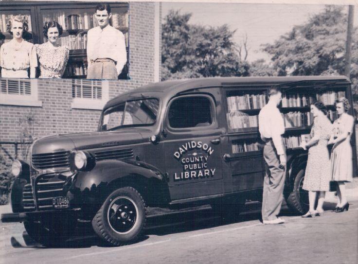Davidson County Public Library System, 1941,