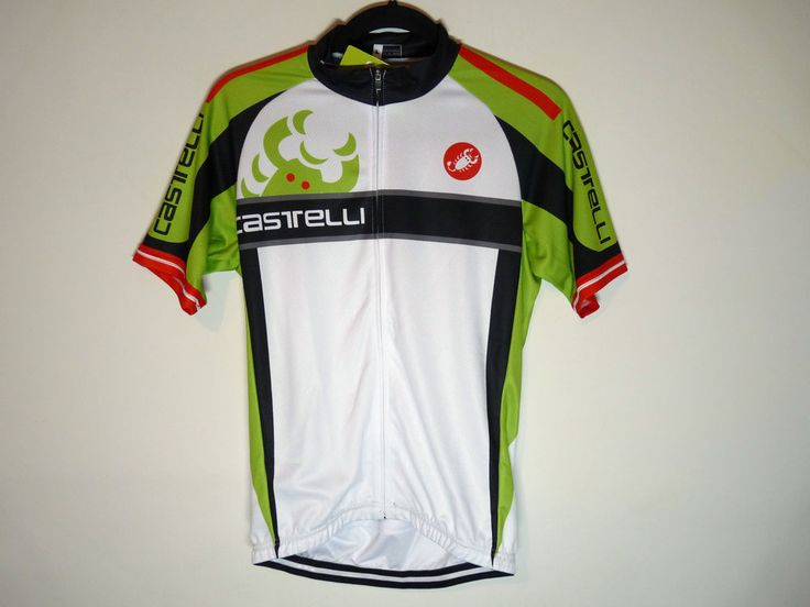 Castelli unbranded cycling jersey maillot cycliste - NWT - Large