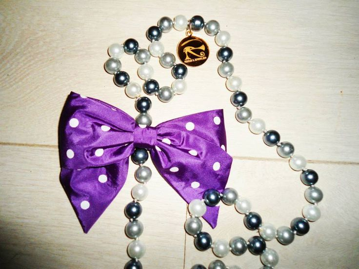 Summer bows & pearls by Pericles Kondylatos