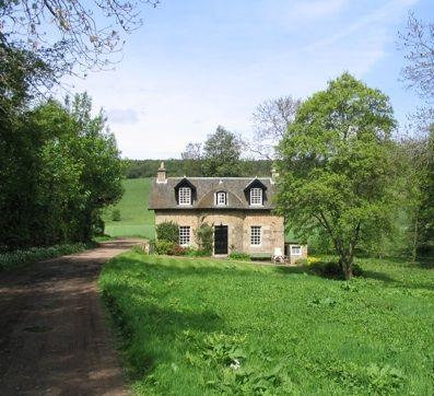 Darling Scottish cottage