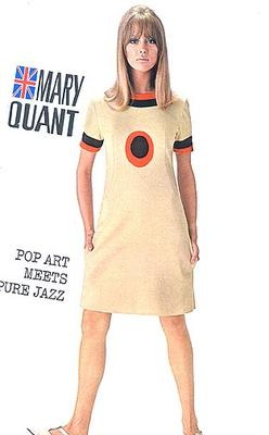 pattie boyd/mary quant