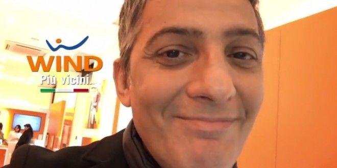 I Klingande nel selfie spot di Wind Infostrada con Fiorello