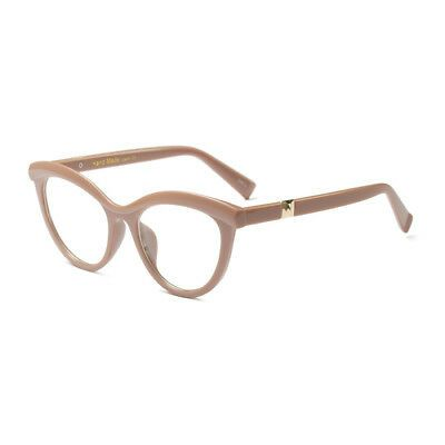 Detalles acerca de Moda Mujeres Gafas Ojo de Gato varios Tinted Gafas Lente Claro Marco óptico- mostrar título original – Eyewear